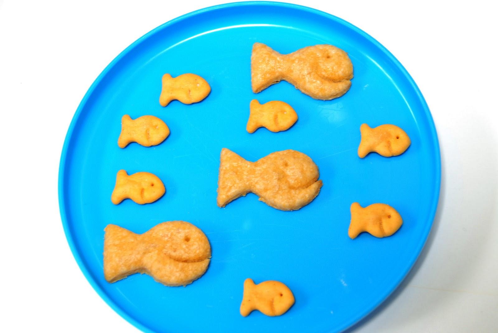 Whole Wheat Goldfish Crackers via Smitten Kitchen