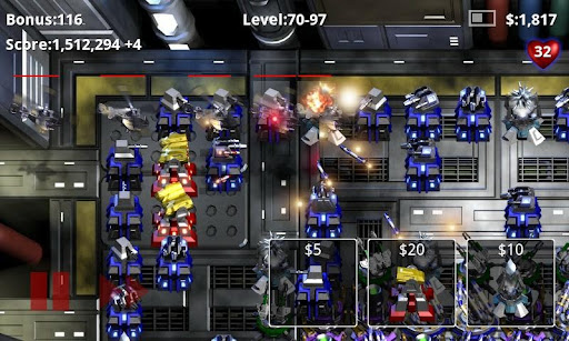 robo%252520defense Top 10 Best Arcade Games for Android