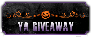 Haunted Halloween: YA Giveaway #1