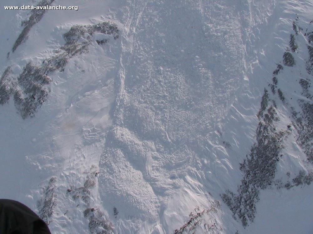 Avalanche Haute Tarentaise, secteur Grande Aiguille Rousse, Signal de l'Iseran, face NW - Photo 1