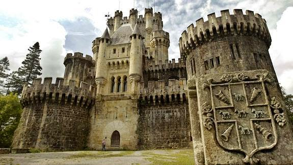 Butron: buy your castle in Spain