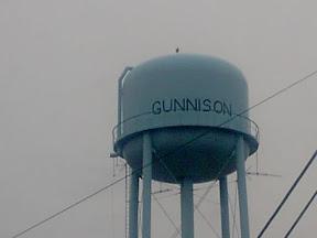 Gunnison Watertower