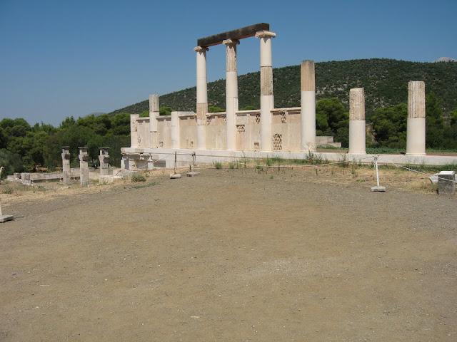 Blog de voyage-en-famille : Voyages en famille, Epidaure