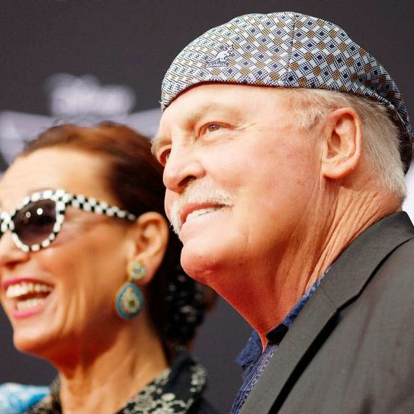Actor Stacy Keach arrives to the premiere of 'Planes: Fire & Rescue' at the El Capitan Theater in the Hollywood section of Los Angeles, California, July 15, 2014.