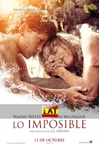 Lo imposible (2012) – Latino