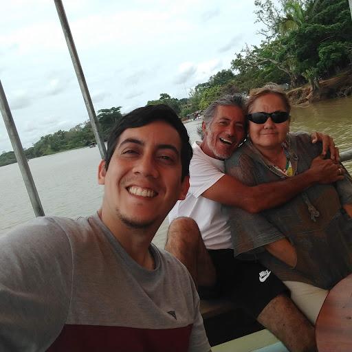 José Boris Pinedo González