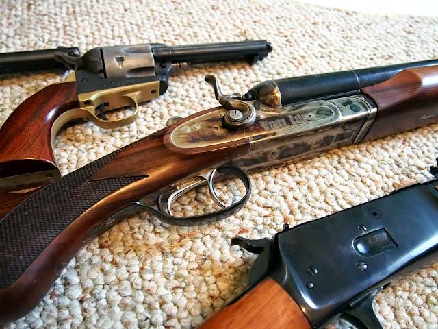 Pedersoli Shotgun