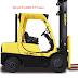 Xe nâng Hyster 3.0 và 3.5 tấn Diesel
