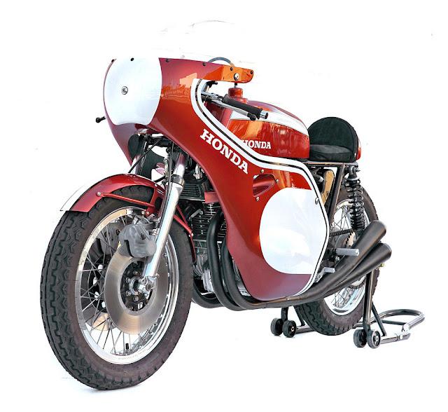 Dick Mann Honda CB750