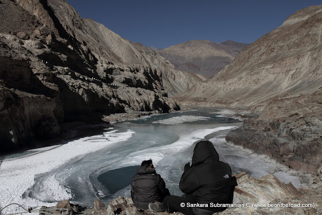 The amazingly picturesque Zanskar Valley - one of the remotest places on earth