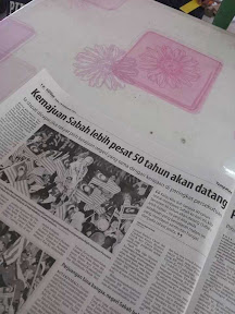 50 Tahun Lagi Sabah Akan Maju Kata Najib