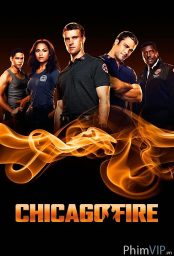 Lính Cứu Hỏa Chicago Season 1 - Chicago Fire Season 1 poster