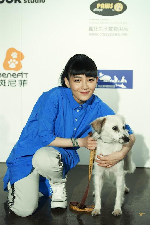 * 「分享愛」關愛動物生命公益微電影:范曉萱與Miss D.D母女攜手演出! 1