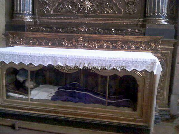 Мученик в церкви да Граса в Лиссабоне