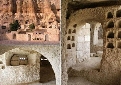The Strangest Underground Places