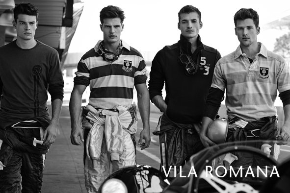 "Vila Romana 2016 Autumn/Winter Collection ""the Machines"""