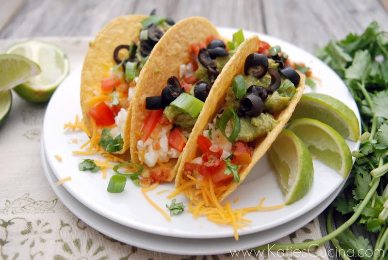 Egg White Tacos