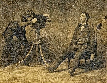 Registro do século XIX de autor desconhecido.