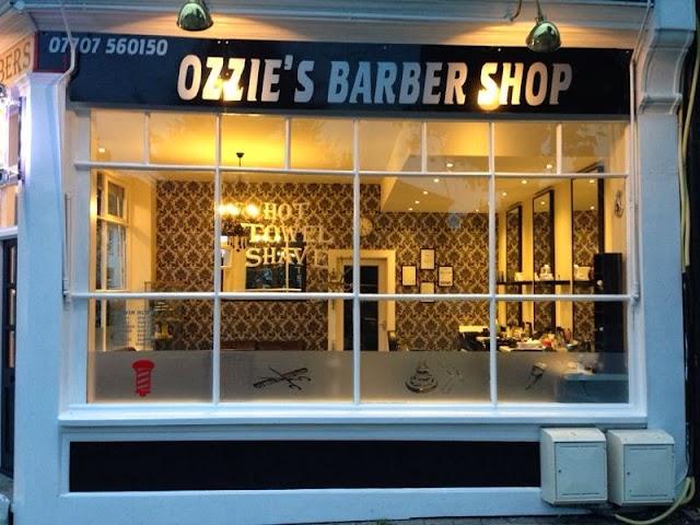OZZIE'S BARBER SHOP