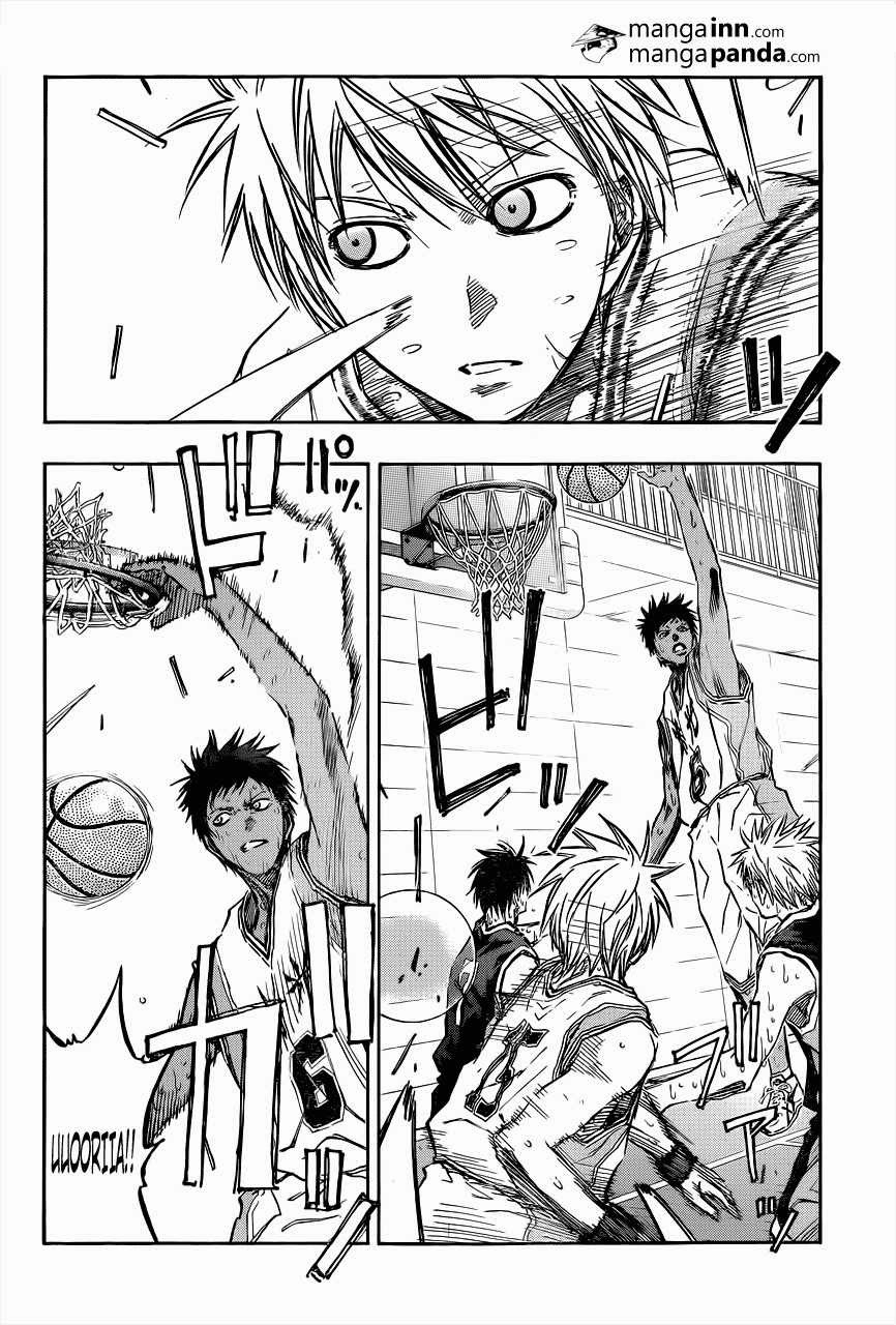 Kuroko no Basket Manga Chapter 213 - Image 17