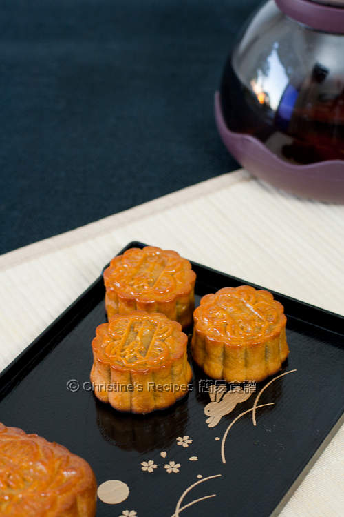 chinese moon cake traditional mooncakes 廣式月餅 christine s recipes easy 2791