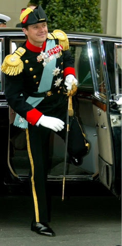 d5bad6ba55ac ♔ Tomorrow´s Crowned Heads ♔  Kongelige maj-bryllupper  Mary ...