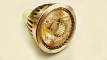 GU10 COB LED lamp 7W, Λάμπα spot GU10 7W
