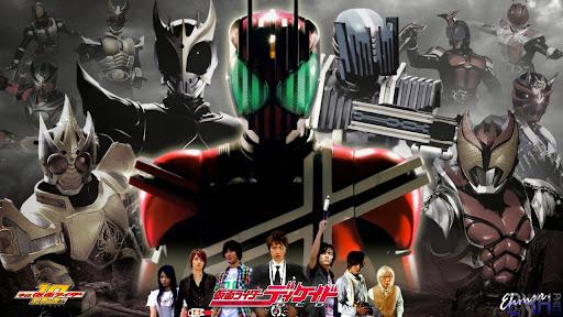 24hphim.net Kamen Rider Decade Siêu nhân Giả diện kị sĩ Decade