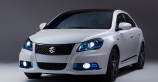 Suzuki shows Kizashi EcoCharge concept at New York International Auto Show [VIDEO]