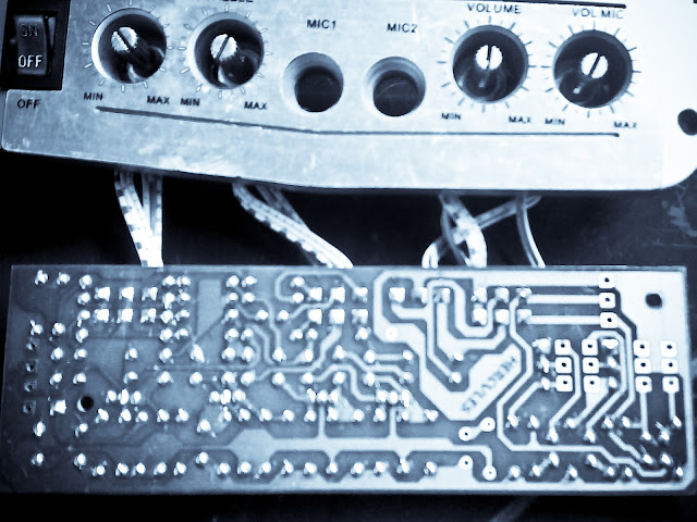 stereo tone control