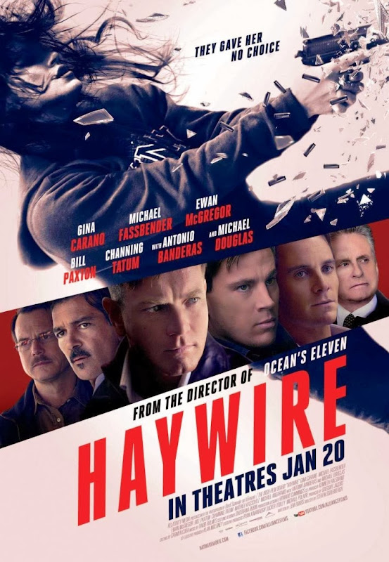 Poster Of Haywire (2011) Full Movie Hindi Dubbed Free Download Watch Online At Alldownloads4u.Com