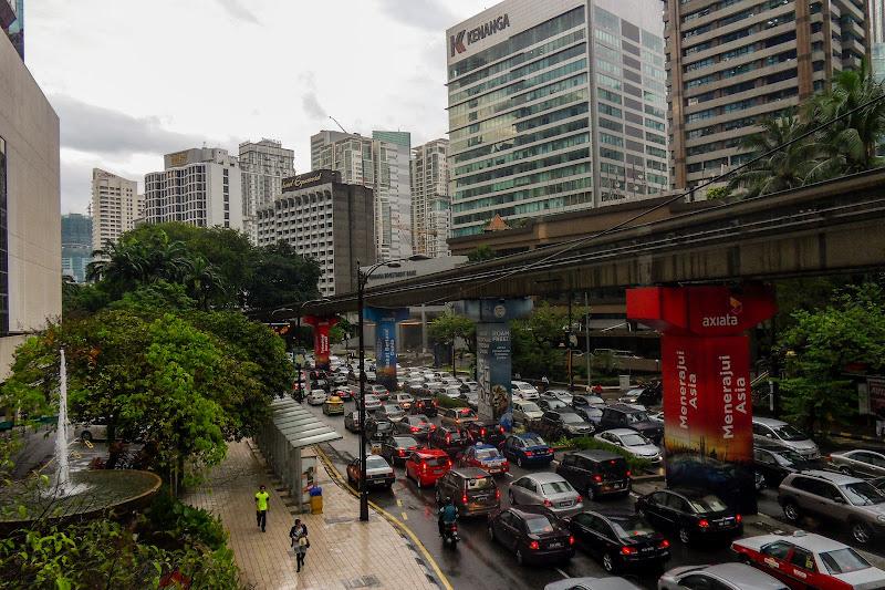 Улицы Куала Лумпур, Коала Лумпур