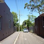 Alley beside James Cafe (386522)
