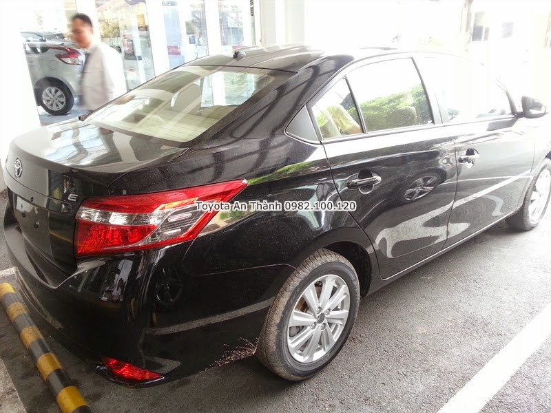 Khuyến Mãi Giá Bán Xe Ôtô Toyota Vios 2015 Mới 8