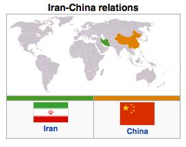 Iran - China Relations