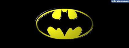 Portada para facebook de Batman logo