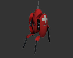 Medic Turret