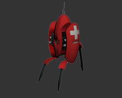 Portal Medic Turret