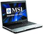 Ноутбук MSI MS-163B с прогревом выскакивает синий экран