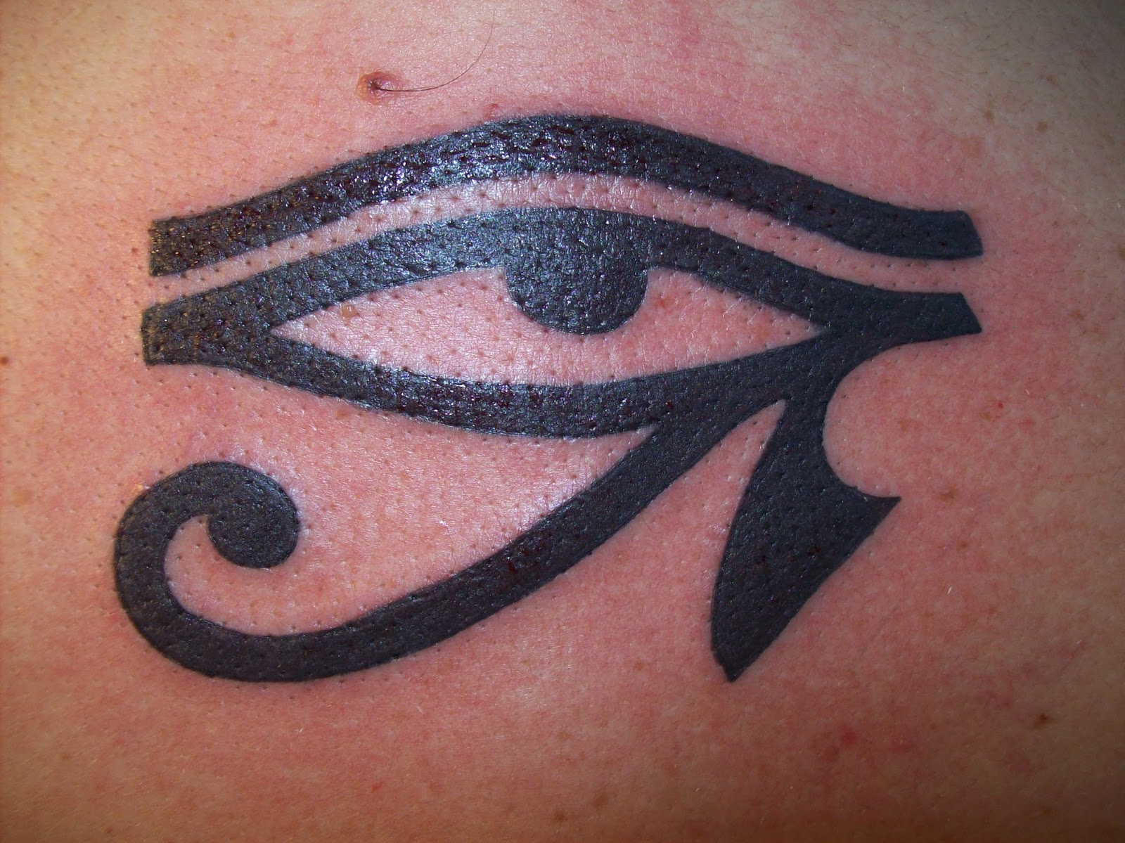 Tattoos Piercings Murales Craft Art Ojo De Horus De Sergio