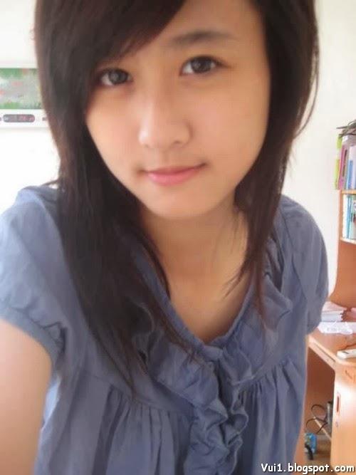 Ảnh Girl Xinh 9x Cực Cute, Có Nét Đẹp Baby - hình 1