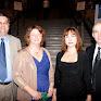 Sam Mawn-Mahlau (Davis, Malm & D'Agostine, P.C.) & Alicia Mawn-Mahlau; Carol & Andrew Minard