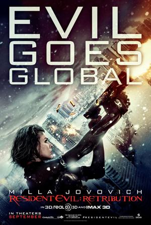 Phim Vùng Đất Quỷ Dữ - Báo Thù - Resident Evil: Retribution