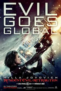 Vùng Đất Quỷ Dữ - Báo Thù - Resident Evil: Retribution - 2012
