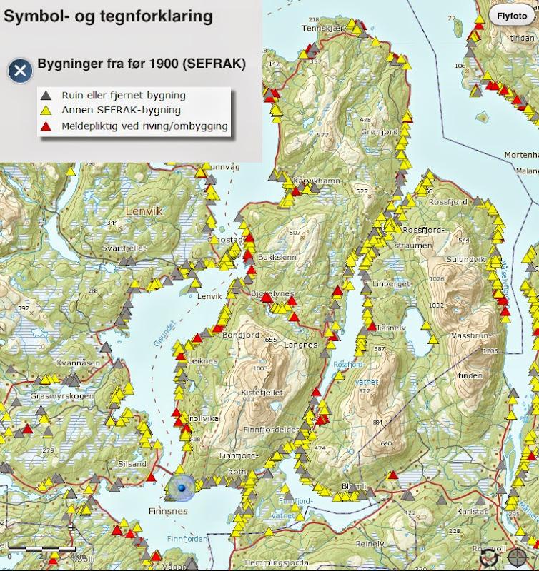 kart lenvik Vakre Norge i bilder: mars 2015 kart lenvik