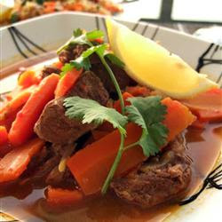 Lamb Tagine Recipe – How to Make Lamb Tagine
