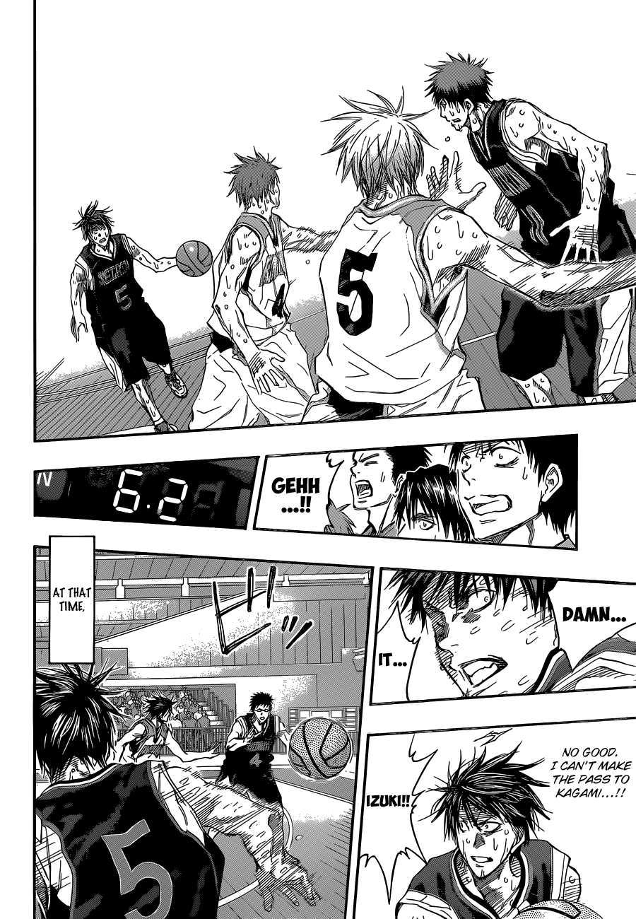 Kuroko no Basket Manga Chapter 273 - Image 02