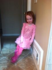 Atlanta's Pink Preschooler