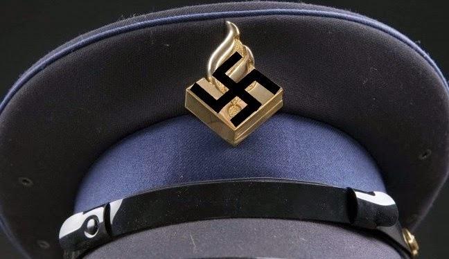 veldwachter Zeiksnor Ad Nieuwdorp fascist