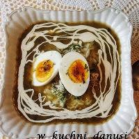 zupa szczawiowa pyszna
